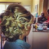 Maid of honor updo. Www.swashbuckleandrow.com