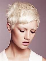 The Lovely Messy Pixie Cut