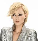 pixie haircut for round face pictures