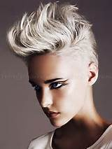 short hairstyles for women short punk hairstyle for women
