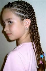 Cornrow Braid Hairstyles for Little Girls Braid Hairstyles for Girls