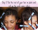 ... Diaries Pt. 8: Transitioning to natural hair style tutorial