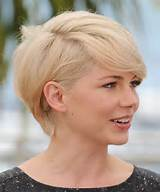 ... short hairstyle for 2010. Such a hair style looks great on people with