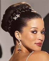 ... day with the most outstanding Black Braided hairstyle for Brides
