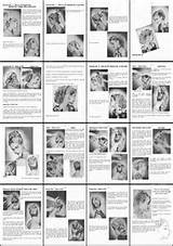 How To Do 1950s Hairstyles for Long Prom - Bridal Hair - 65 page PDF ...