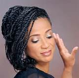 Natural hair looks great on everyone! Her two strand twists are so ...