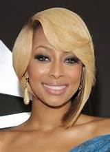 African American Short Hairstyles – Blonde Hairstyle for Black Women
