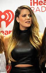 More Angles of Khloe Kardashian Pencil Skirt