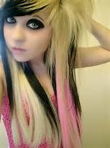 Cute+Long+Emo+Hairstyle The Latest Emo Hair Style Trends