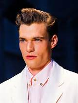 Sleek Blow Back Hairstyles for Men