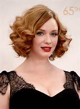 after Elegant Hairstyles For Short Curly Hair we are giving you ...