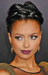 Black braided hairstyles for 2014
