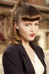 in the 50s Look hairstyles 2012: Another trend in the 50s hairstyle ...