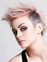 short punk hairstyle for girls ideas wallpaper is one of Best of short ...