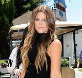 Khloe Kardashian Odom co-hosts an episode of the KRIS show, Los ...