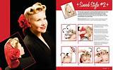 50s Hairstyles With Bandana 50s pinup hairstyles
