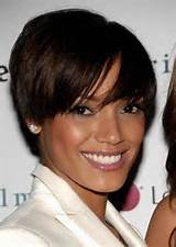 Really Cute Short Hairstyles for Black women Pictures
