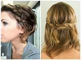 Pictures gallery of Simple Hairstyles Tips for Short Hair