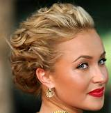 Photo Gallery of the Formal Updo Hairstyles