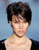 The Short Sophisticated Hairstyle