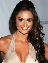 Katie Cleary - 2011 Half Up Half Down Updos Hairstyles
