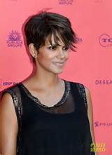 Pin Halle Berry Catwoman Haircut Pinterest
