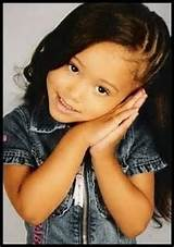 Stupendous Lil Girl Hairstyles Hairstyles For Women Draintrainus