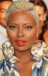 Photo Gallery of the short hairstyles on black women