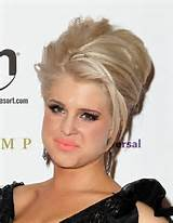 by color kelly osbourne hairstyles short hair round face hairstyles