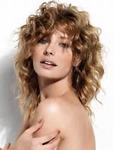 Best Medium Length Curly Hairstyles 2013