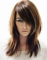image is segment of edgy haircuts hairstyles for medium length ...