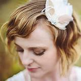 Wedding Hairstyles for Short Hair. Plan on having short hair for your ...