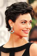 very short bridal short hairstyles for round faces