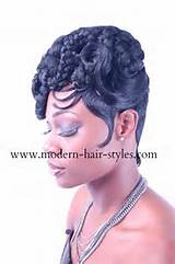 27 Piece Quick Weave Hairstyles - How To Put In A 27Piece Hair Weave ...