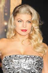 hairstyles fergie hairstyles glamorous hairstyles hairstyles by color ...