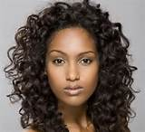 Natural hairstyles for black women – the curls