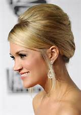 Simple Formal Updos For Long Hair