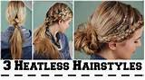 back to school hairstyles for black hair Cool And Easy Hairstyles 4 ...