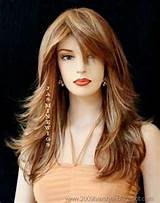 Best Long Layered Hair With Bangs …