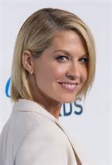 Jenna Elfman Short Sleek Sophisticated Bob - Perfect Short Haircut for ...