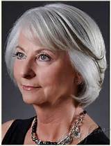 women over 70 hairstyles | Stylish haircuts for women over 50 Picture ...