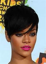 Black Hairstyles With Bangs 2013 Short Black Hairstyles with Bangs ...