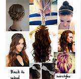 Back to school hairstyles 👸