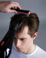 Gent's Quiff Hairstyle – Step-By-Step!
