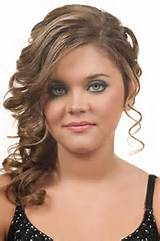 curly haircuts updos this is a great updo hairstyle for prom 2012 the ...