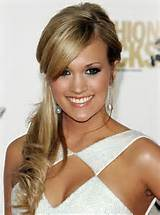 ponytail hairstyle for girls 500x672 Side Ponytail Hairstyle Picture