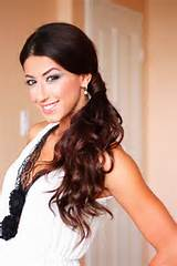 Side Ponytail hairstyles For Prom