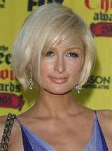 ... cute short hairstyle with side swept bangs Hairstyles With Side Swept