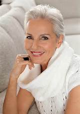 Gallery of 2015 Short Hairstyles for Women Over 60 in Healthy Natural ...