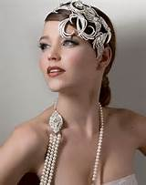 Gatsby Inspired Hair Accessories 1920 gatsby hairstyles 1920s gatsby ...